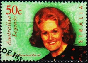 Australia. 2004 50c S.G.2349 Fine Used