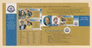 Tuvalu Scott #954-955 Stamps - Mint NH Souvenir Sheet Set