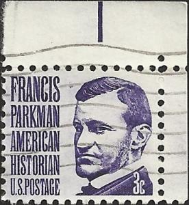 # 1281 USED FRANCIS PARKMAN