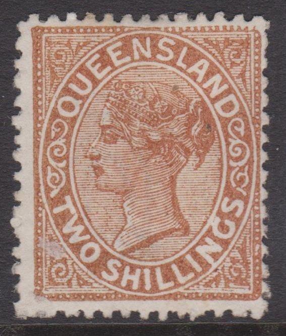 Queensland Sc#96 SG198 MH