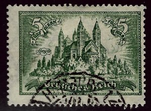 Germany SC #350 Used F-VF hr SCV$16.00...Prices will be rising!!