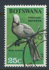 Botswana   SG 229 Used PO Cancel