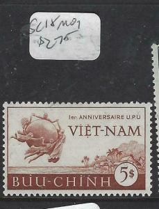 VIETNAM  (P1204BB)  SC 18   MOG