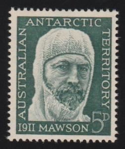 Scott # L7 Mawson  MNH