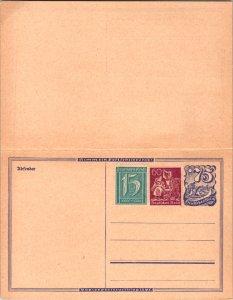 Germany Pre-1950, Government Postal Card
