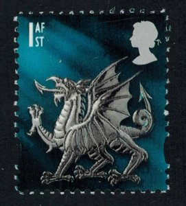 Great Britain Regionals Scott 13 Mint never hinged.