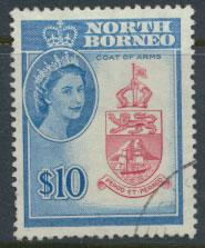 North Borneo SG 406 SC# 295   Used  see details