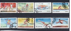 Dhufar 1972 Olympics used