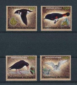 [105344] Benin private issue 2007 Birds vögel oiseaux  MNH