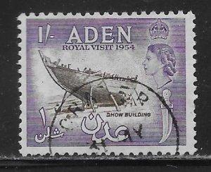 Aden 62 Royal Vist single Used