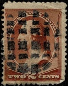 Five Late Nineteen Century Used United States Stamps