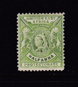 British East Africa, Sc 72 (SG 65), MHR