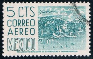 Mexico Harbor 5 - pickastamp (MP6R501)