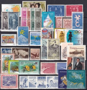 Worldwide  Lot-  Mint Never Hinged  (Z9447)