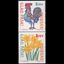 SWEDEN 1997 - Scott# 2223-4 Easter Set of 2 NH