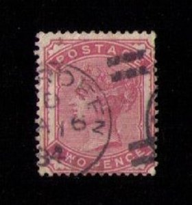 SG 168 Great Britain Used F-VF