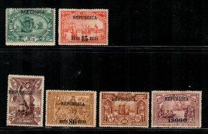 Azores #141//148  Mint  Scott $29.00
