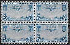 SCOTT # C20 BLOCK OF 4 AIR MAIL MINT NEVER HINGED GREAT CENTERING !!