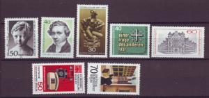 J20722 Jlstamps 1977 berlin germany sets of 1 mnh #9n404-10 designs