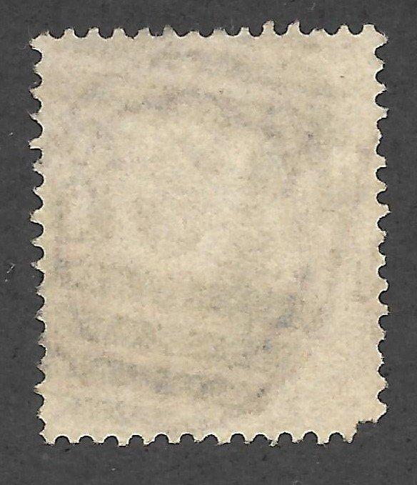 Doyle's_Stamps: Sound 1865 Vermilion Victorian  Scott #43, Plt #10