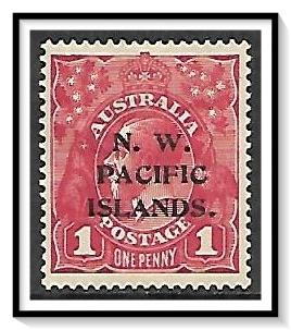 North West Pacific Islands #12 KG V NG