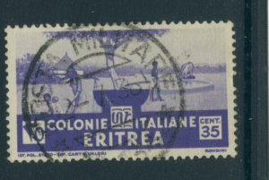 Eritrea 163  Used cgs (1)