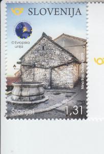 2019 Slovenia Stanjel - Tourism (Scott NA) MNH