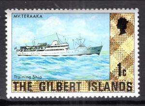 Gilbert Islands 269 Ship MNH VF