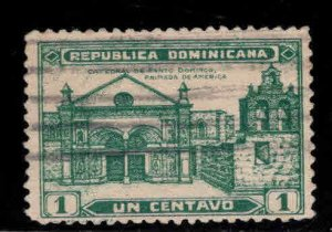 Dominican Republic Scott 260 Used stamp