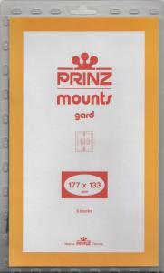 PRINZ BLACK MOUNTS 177X133 (6) RETAIL PRICE $10.50