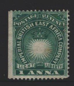 British East Africa Sc#15 MH