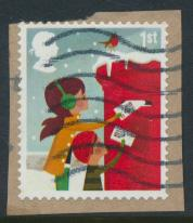 Great Britain SG 3651 Used    Christmas 2014  SC# 3336b