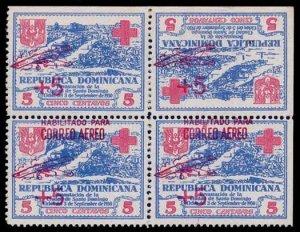 DOMINICAN REPUBLIC RAC4a  Mint (ID # 99380)