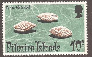 Pitcairn Islands 138 Mint VF H