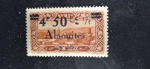 Alaouites #43 mint hinged e21.4 13127