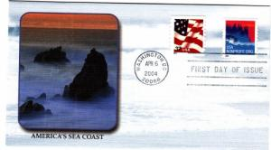 2004 Sea Coast (Scott ????) Fleetwood FDC