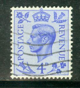 Great Britain Scott # 285, used