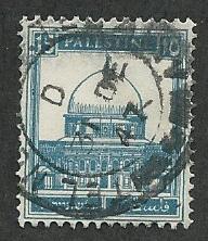Palestine  Scott 76  Used