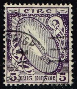 Ireland #113 Sword of Light; Used (1.40)