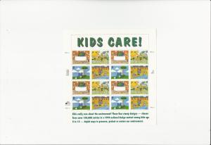 Kids Caare - Earth Day  Scott #2954