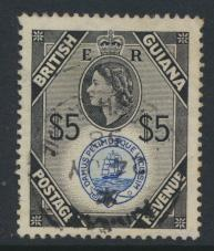 British Guiana SG 345 Used / Fine Used  (Sc# 267 see details)
