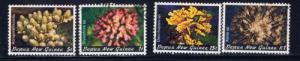 Papua New Guinea 566-69 1985 Used set