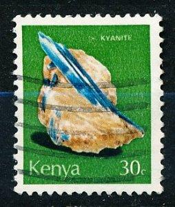 Kenya #100 Single Used