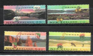 New Zealand 1205-1208 MNH