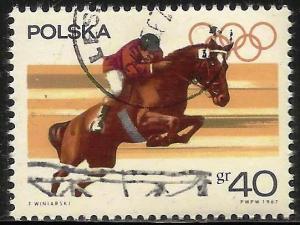 Poland 1967 Scott# 1503 Used CTO
