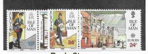 Isle of Man #418-421 MNH - Stamp - CAT VALUE $4.00