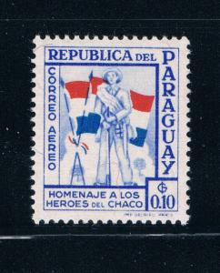 Paraguay C233 MNH Soldiers and Flags (GI0200)+
