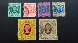 Hong Kong 1985 Queen Elizabeth Used