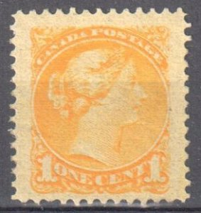 Canada #35 Mint VF NH Small Queen $180.00