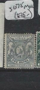 BRITISH EAST AFRICA   (P3105B)  QV     LIONS  1R   SG 75   MNG